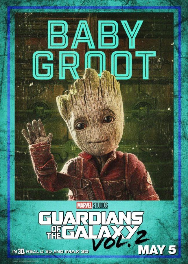 Vệ Binh Dải Ngân Hà 2 - Groot