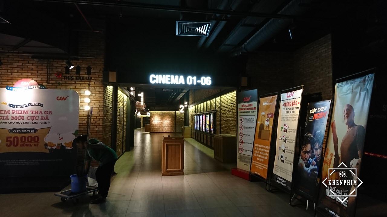 Lối vào rạp