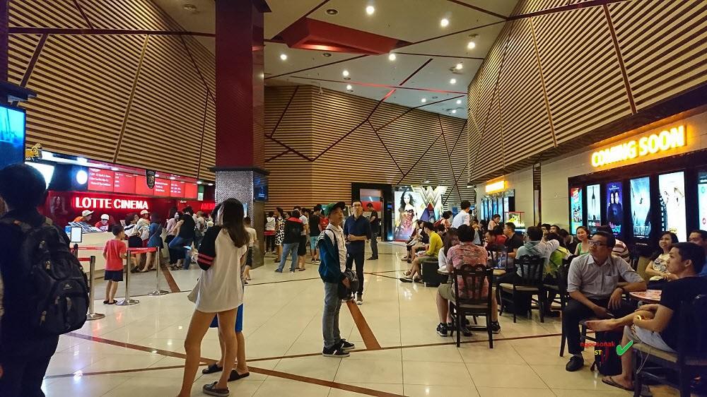 Lotte Cinema Cộng Hòa