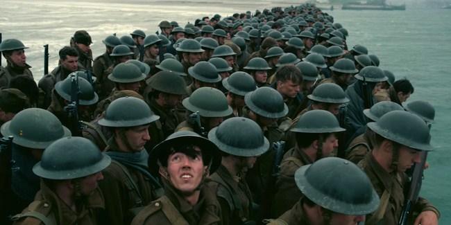 Diễn xuất chân thật của các diễn viên là điểm cộng cho Dunkirk