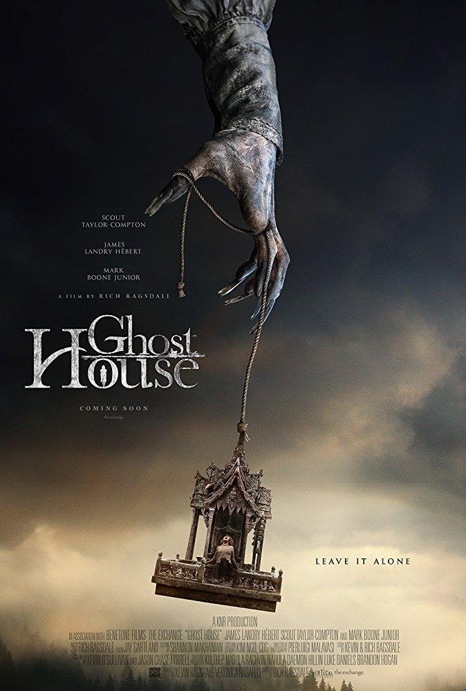 Ngôi nhà ma ám - poster 2