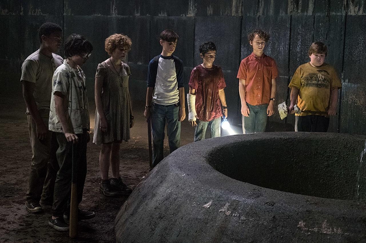 IT - 7 đứa trẻ bên cái giếng
