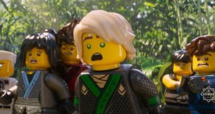 The LEGO Ninjago Movie - Lloyd