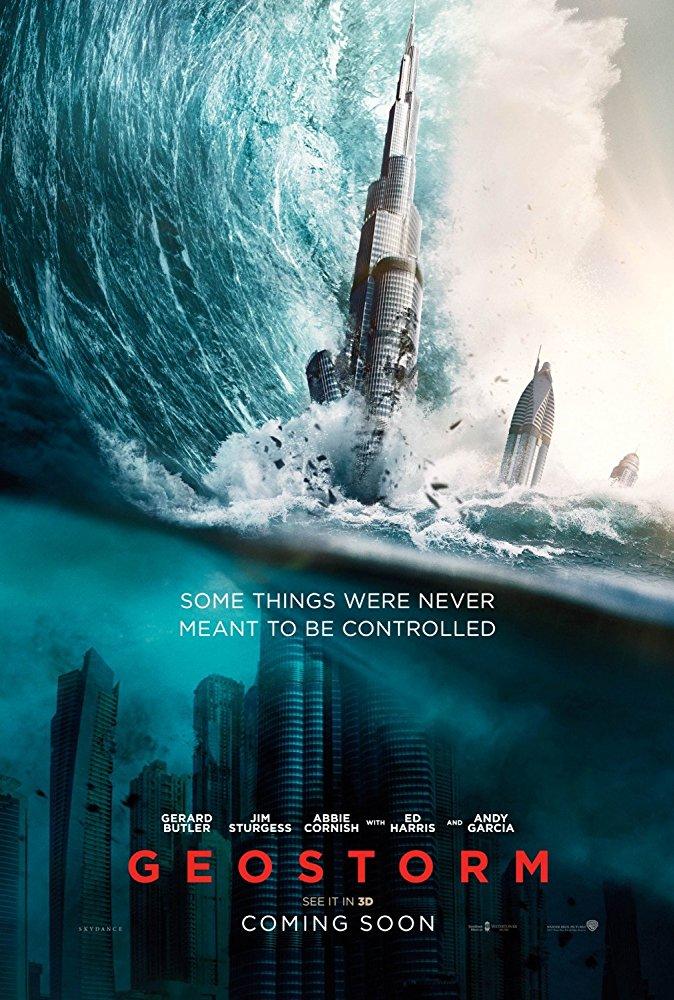 Poster phim Geostorm