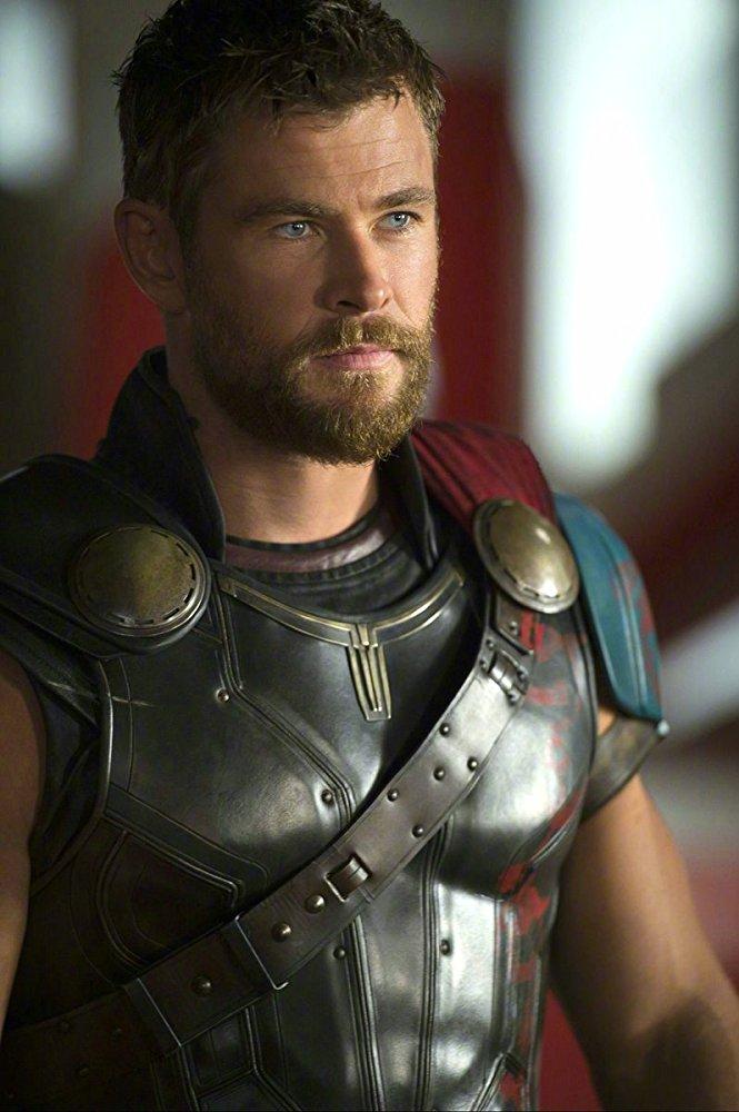 Thor - new hair
