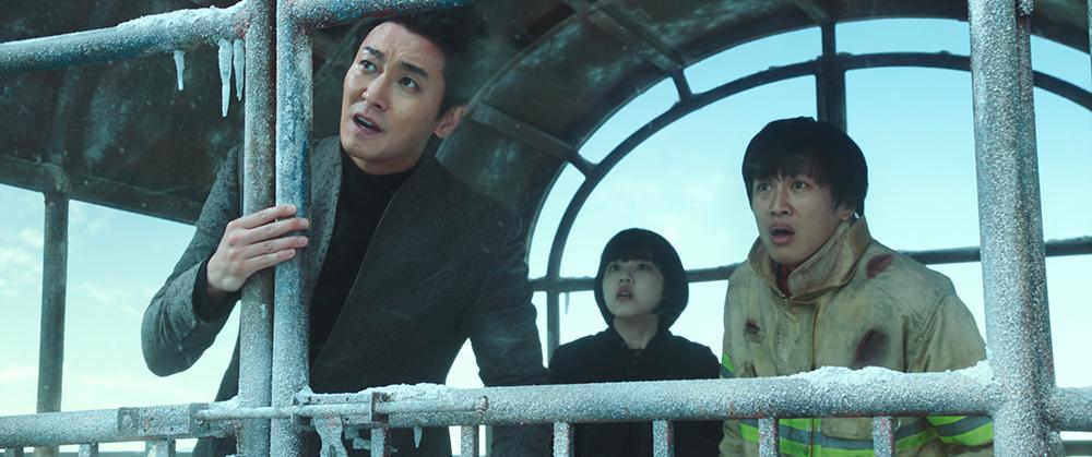 Ja Hong và 2 tỏng số 3 vệ thần - Thử Thách Thần Chết - Giữa Hai Thế Giới