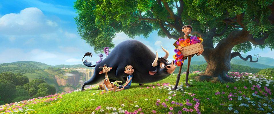 Ngoài việc tạo hình các con vật hơi thiếu chi tiết thì phần đồ họa của Ferdinand vẫn rất ổn