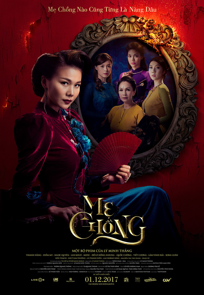 Poster phim Mẹ Chồng