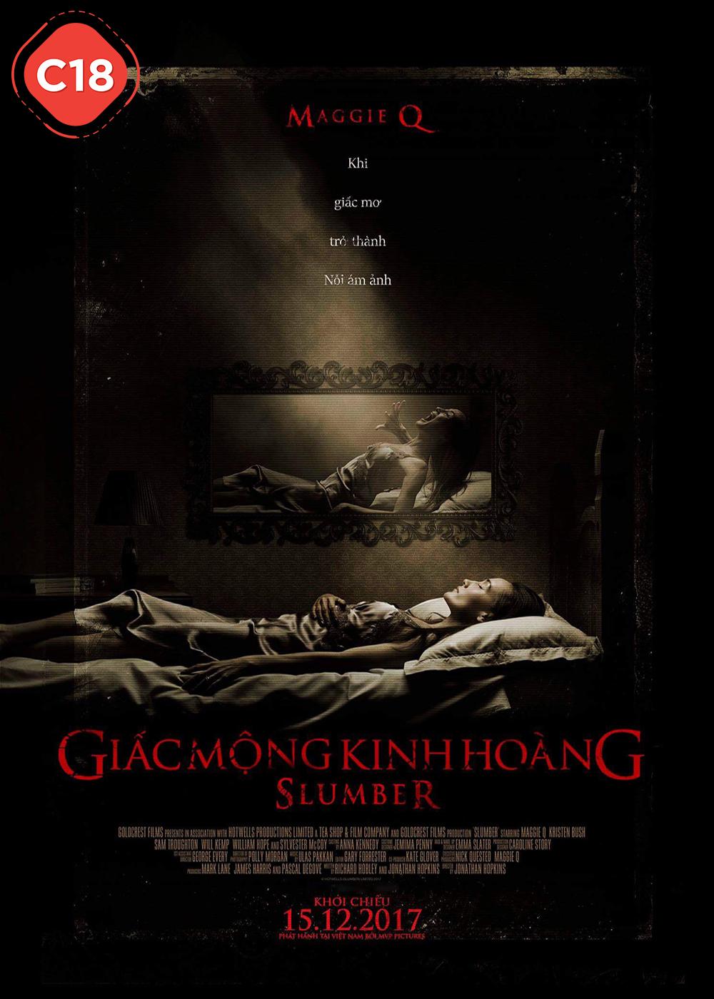 Poster phim Giấc Mộng Kinh Hoàng