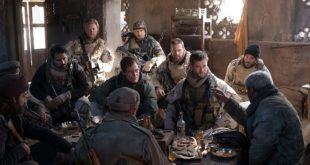 12 Strong banner