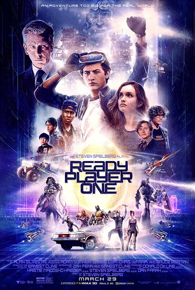Poster phim Ready Player One