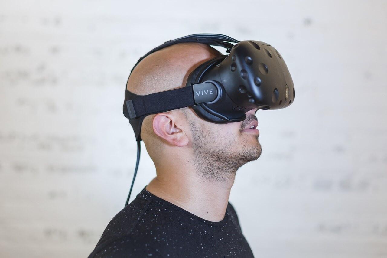 Kính VR HTC VIVE