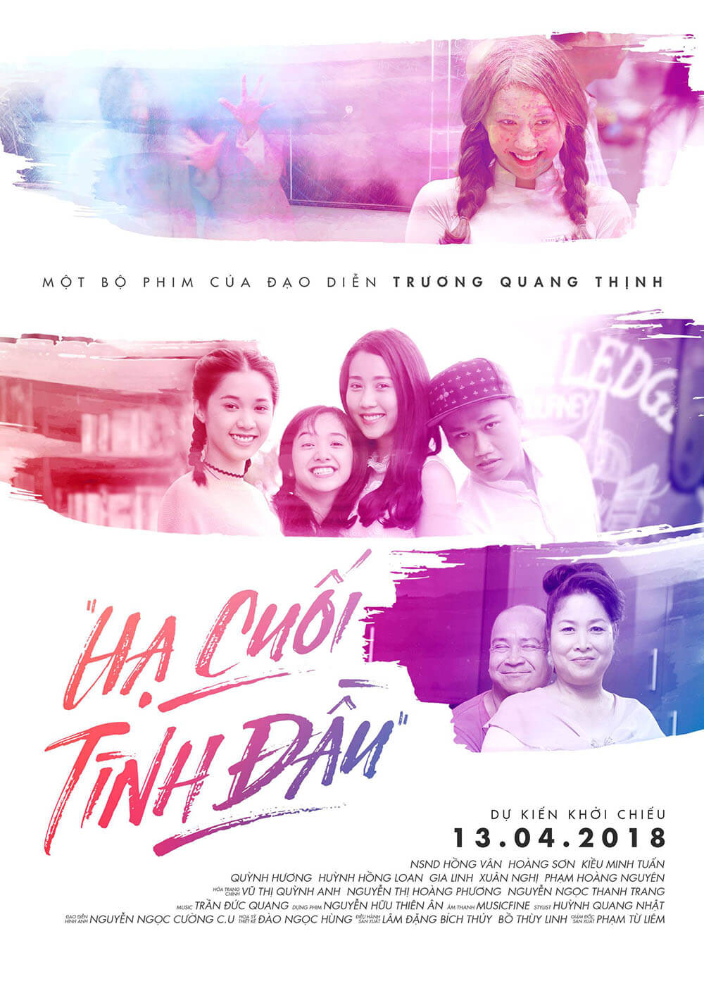 Poster phim Hạ Cuối Tình Đầu