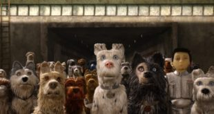 Isle of Dogs banner
