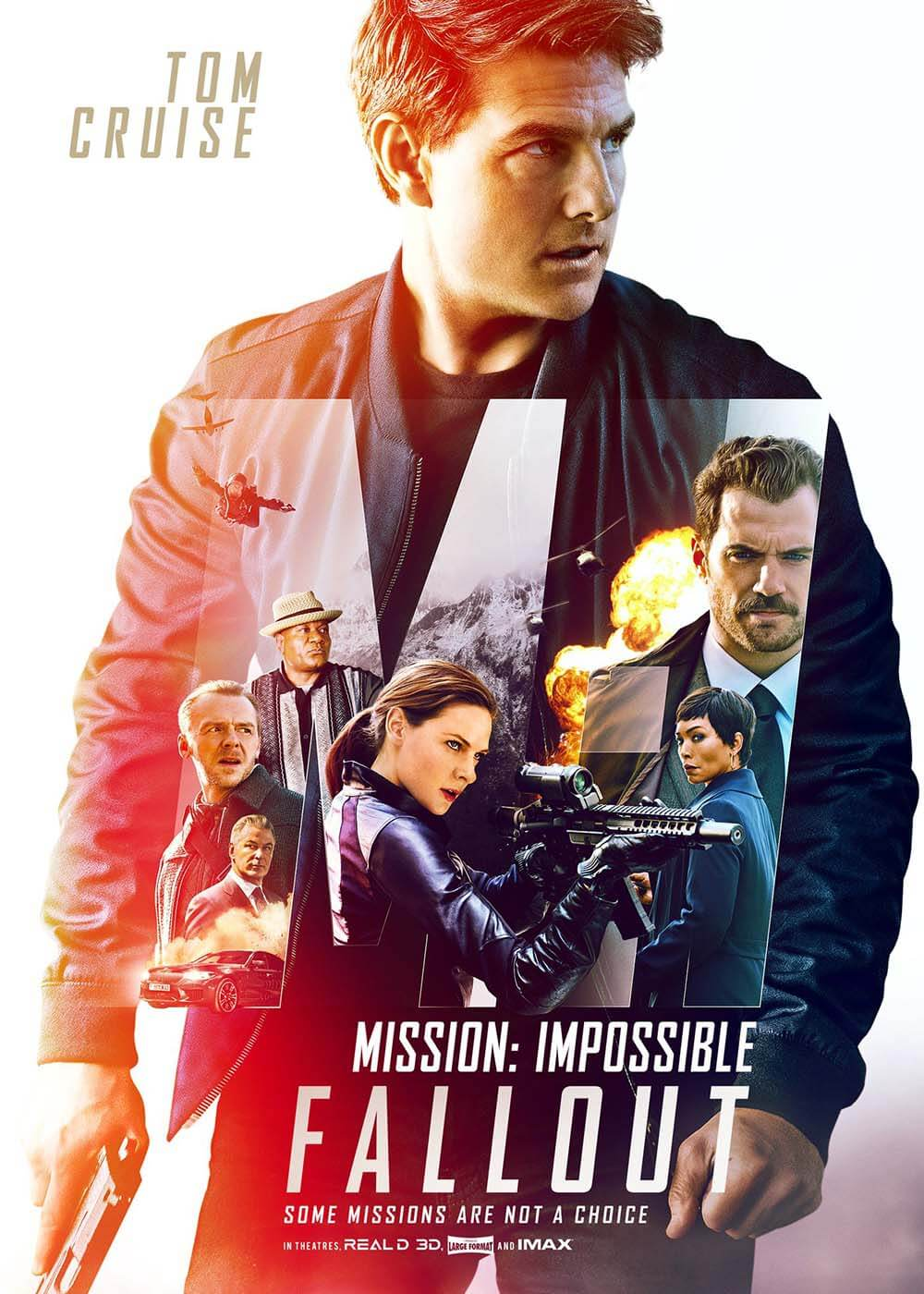 Poster phim Mission: Impossible – Fallout