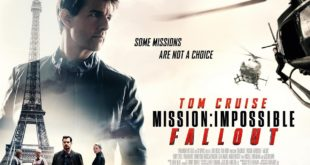 Mission: Impossible – Fallout banner