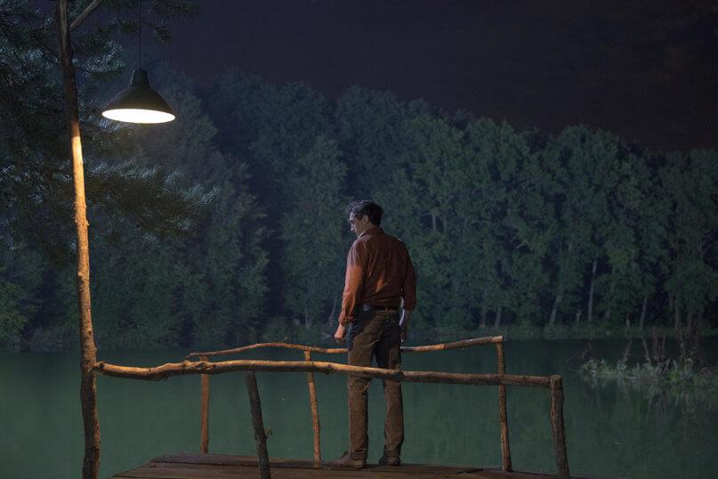 Hồ tử thần trong phim Mỹ Nhân Ngư