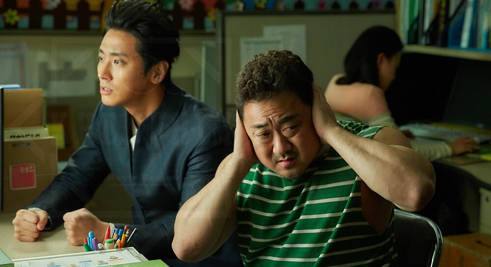 Ma Dong-Seok vào vai Gia Thần trong phim Thử Thách Thần Chết: 49 Ngày Cuối Cùng