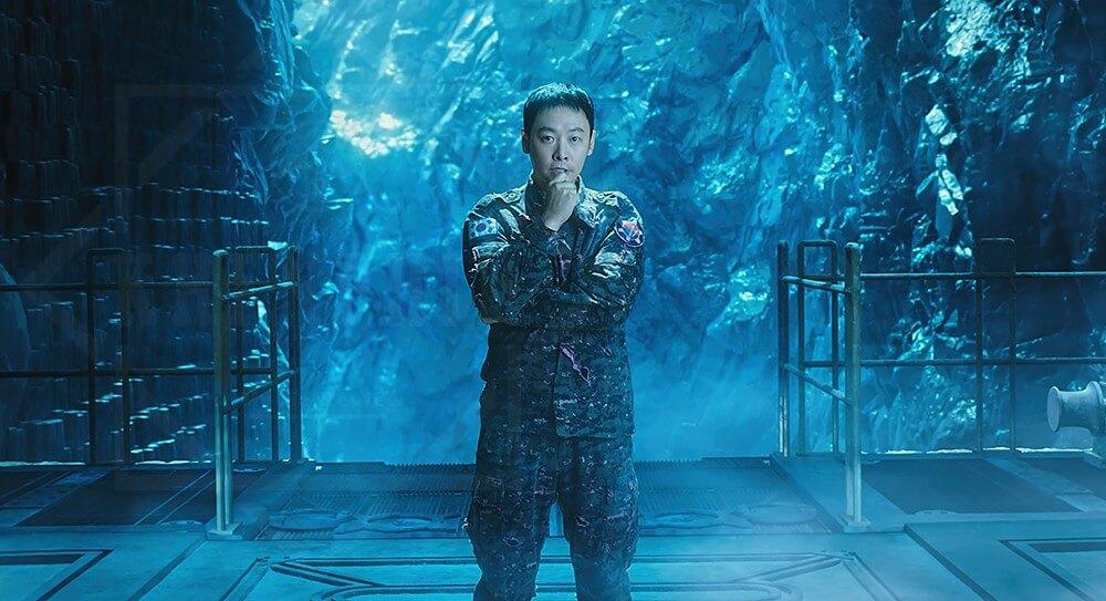 Kim Su-Hong - nhân vật sẽ phải trải qua sự phán xét ở địa ngục