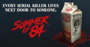 Summer of 84 banner