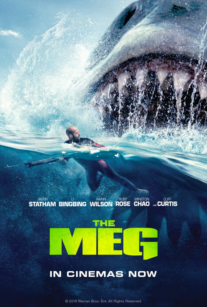 Poster phim The Meg