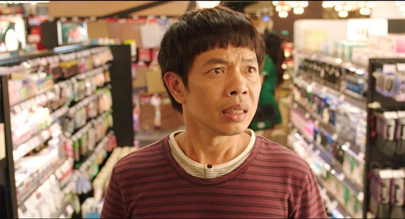 Vai diễn của Thái Hòa là một chàng trai ngây ngô, biết chăm sóc em gái - Chàng vợ của em