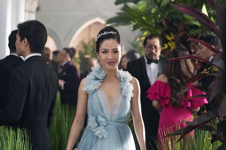 Rachel - cô gái xinh đẹp và thông minh, đồng thời là bạn gái của Nick - Con Nhà Siêu Giàu Châu Á (Crazy Rich Asians)