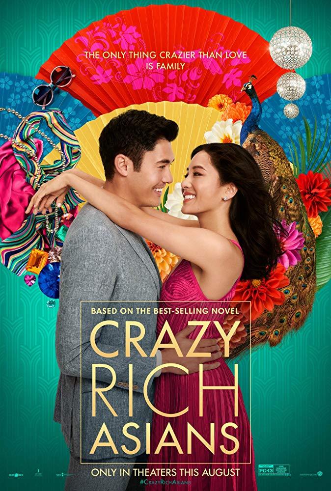 Poster phim Con Nhà Siêu Giàu Châu Á (Crazy Rich Asians)