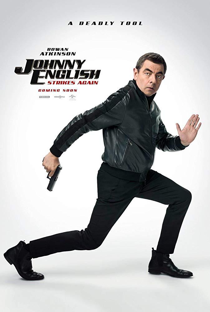 Poster phim Johnny English Strikes Again