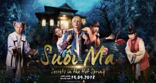 Secrets in the Hot Spring (Suối ma) banner