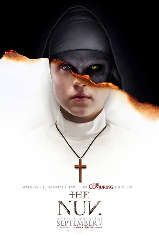 Poster The Nun (Ác Quỷ Ma Sơ)