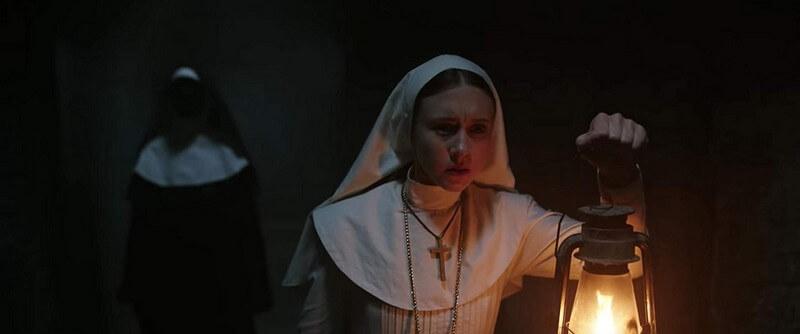 Đừng dại mà đi dạo giữa đêm khuya nha - The Nun