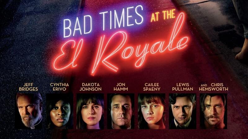 7 nhân vật - 7 bí ẩn đang chờ bạn khám phá - Phút Kinh Hoàng tại El Royale