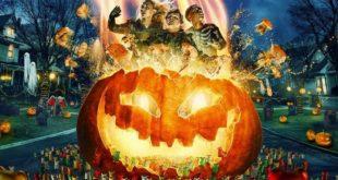 Câu Chuyện Lúc Nửa Đêm 2: Đêm Quỷ Ám - Goosebumps 2 Haunted Halloween banner