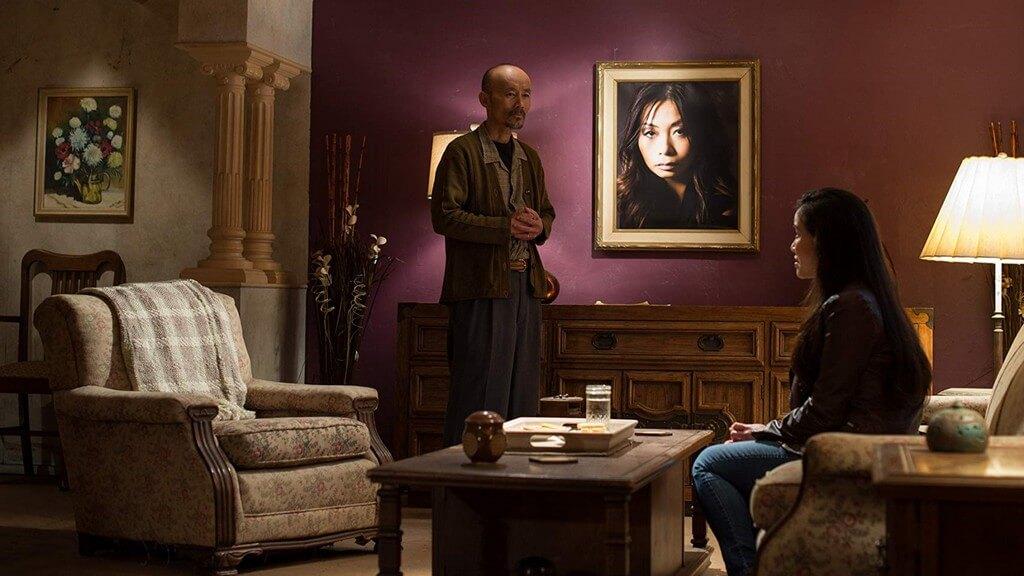 ông Vũ và cô Mai trong phim Vai Diễn Đổi Đời (Actress Wanted)