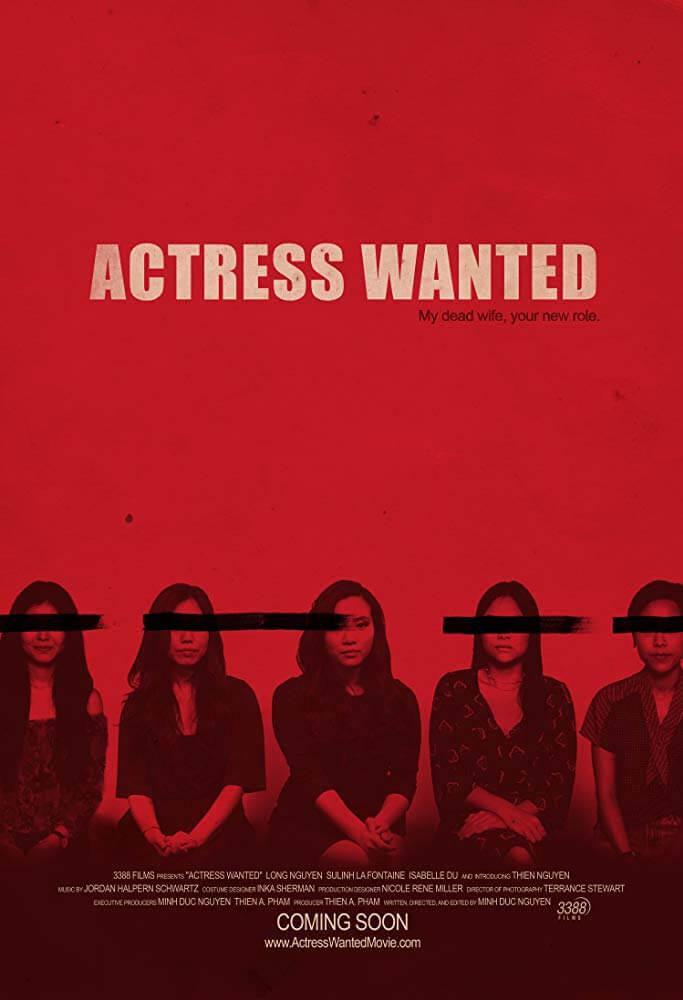 Poster phim Vai Diễn Đổi Đời (Actress Wanted)
