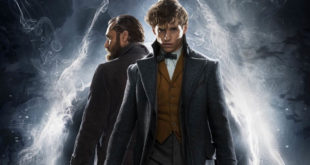 Banner phim Fantastic Beasts 2