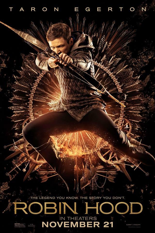 Poster phim Robin Hood
