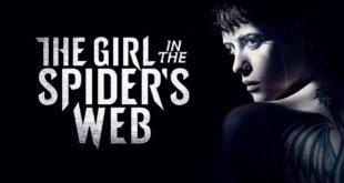 banner phim Cô Gái Trong Lưới Nhện Ảo (The Girl in the Spider's Web)