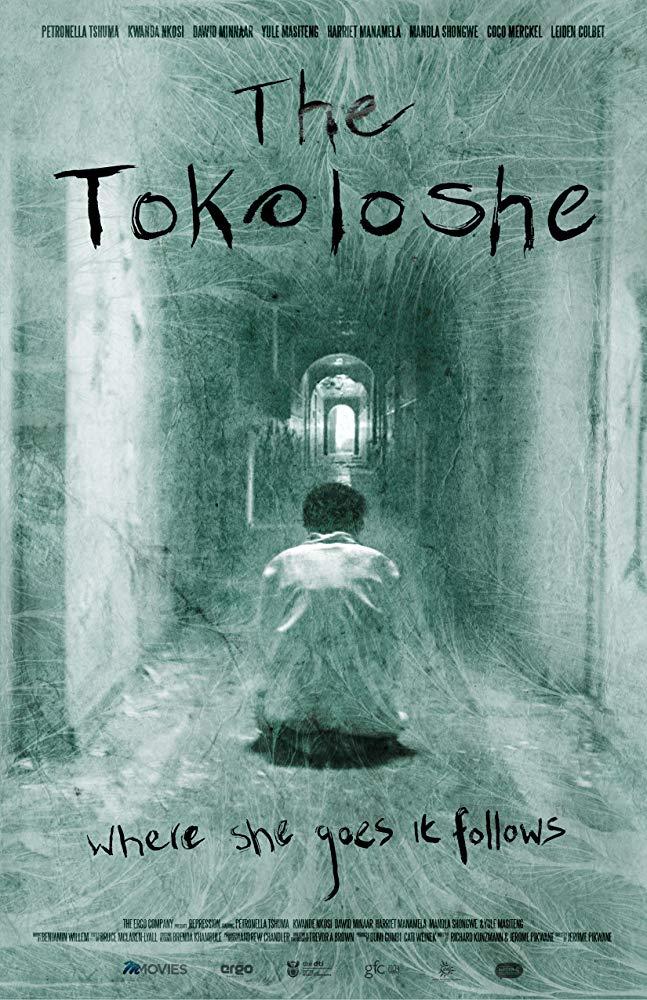 Poster phim Trốn Chạy Quỷ Dữ (Tokoloshe)