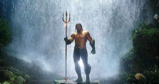 Banner Aquaman: Đế Vương Atlantis