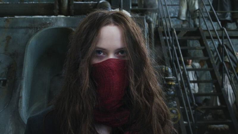 Nhân vật Hester - phim Mortal Engines (Cỗ Máy Tử Thần)