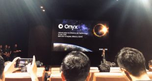 Bên trong phòng chiếu Onyx