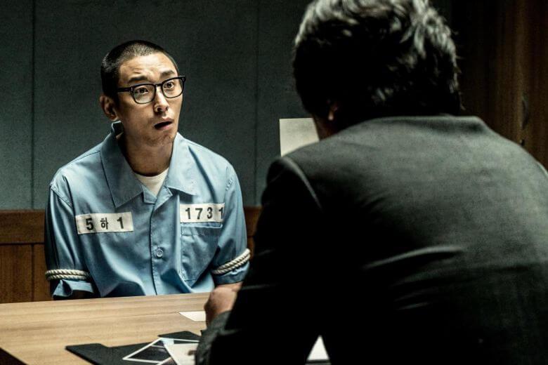 Nhìn vẻ mặt này của Ju Ji-hoon là muốn đấm rồi - 7 Thi Thể