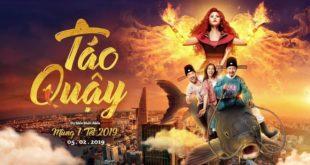 Táo Quậy banner - Phim hài Tết 2019