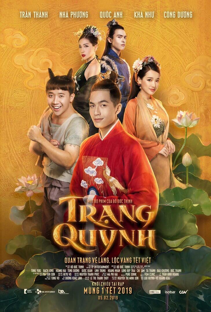 Poster phim Trạng Quỳnh