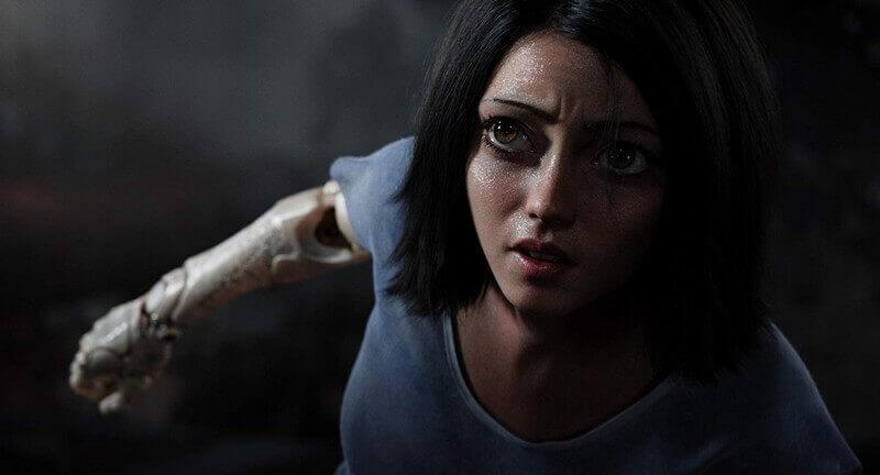Nhân vật chính trong phim Alita: Thiên Thần Chiến Binh