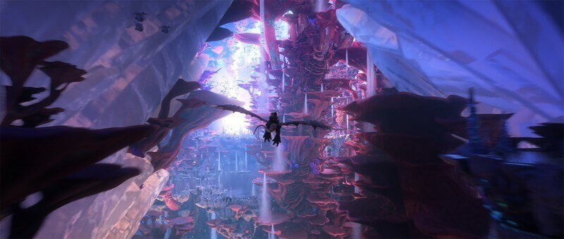 """""""Bí Kíp Luyện Rồng 3: Vùng Đất Bí Ẩn"""" được đầu tư nhiều cho phần hình ảnh"""