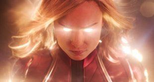 Banner Captain Marvel - Đại Úy Marvel
