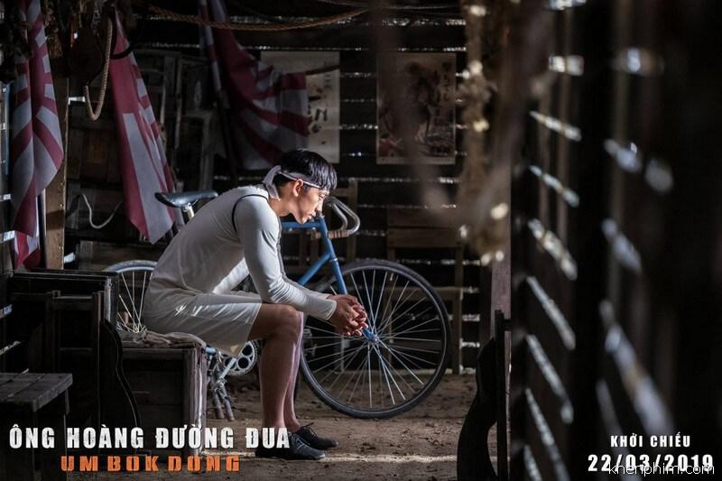 Bi Rain hóa thân vào vai ông hoàng đường đua Um Bok Dong